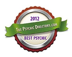 Best Chicago Psychic award for Edward Shanahan