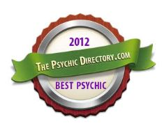 Best Psychic in Chicago award to Edward Shanhan