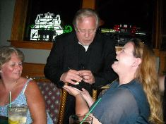 Entertaining Corporate Parties with Chicago Psychic Edward Shanahan