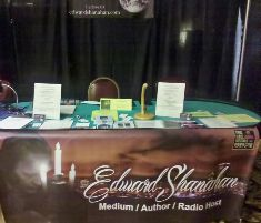 Edward Shanahan in Las Vegas for Conference